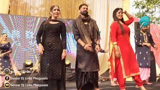 Punjabi Orchestra Dancers | Top Punjabi Bhangra Performance | Sansar Dj Links | New Punjabi Dance