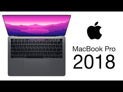 MacBook Pro 2018 - Leaks & Rumors!
