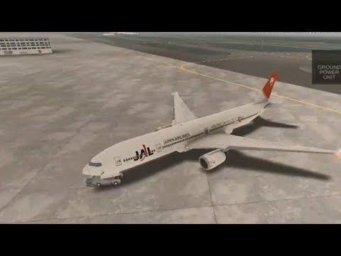 Repeat [RFS Real Flight Simulator#36]Japan Airlines B777