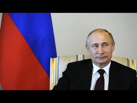 Путин вернулся и