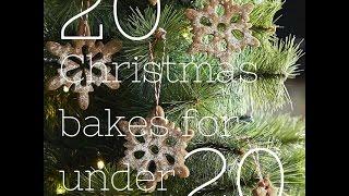 Christmas Baking Inspiration