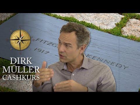 Cashkurs.com - Daniele Ganser über die JFK-files, die Energieversorgung und illegale Kriege