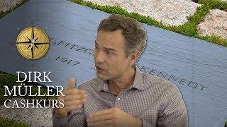 Daniele Ganser über die JFK-files, die Energieversorgung und illegale Kriege | Cashkurs.com