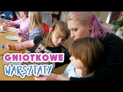 Warsztaty z robienia slime! 🌈  Agnieszka Grzelak Vlog