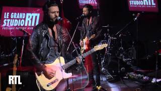 Yodelice - Another second en live dans le Grand Studio RTL