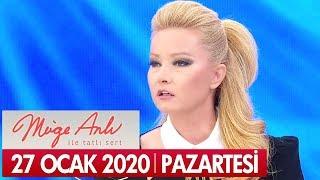 Müge Anlı ile Tatlı Sert 27 Ocak 2020 - Tek Parça