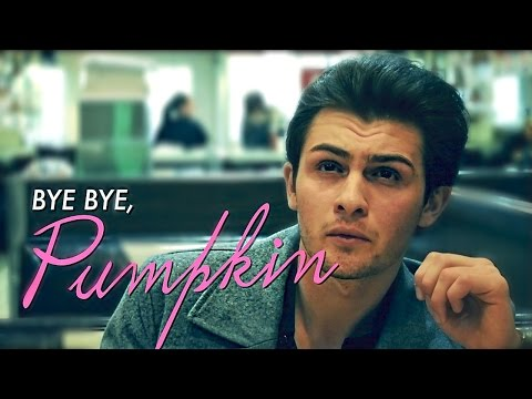 BYE BYE PUMPKIN | Student quits film-school to make this Pulp Fiction inspired short film