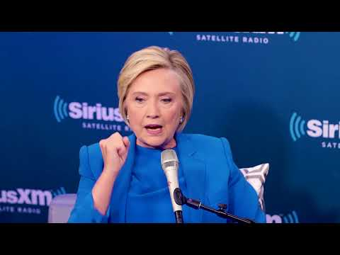 """Fmr. Sec. Hillary Clinton: """"The best answer for sexism in politics is more women in politics"""""""
