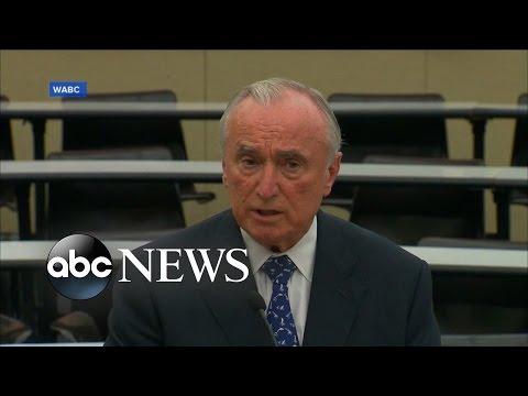 Bill Bratton Retires as NYPD Commissioner