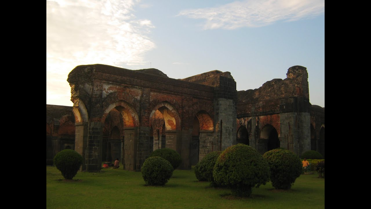 Image result for adinath temple adina masjid