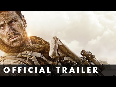 THE WALL - UK Trailer - Starring Aaron Taylor Johnson And John Cena