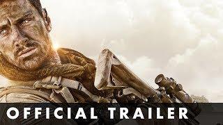 THE WALL - UK Trailer - Starring Aaron Taylor Johnson and John Cena