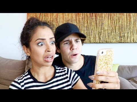 Thumbnail: COUPLE READING DIRTY FAN FICTION!!