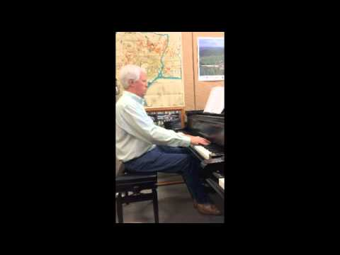 Prelude 1 played by Dr. John Salmon