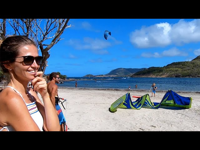 Kitesurfing Caribbean Style: Why the Poly Girls Never Fight About Men!