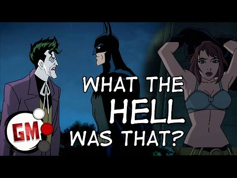 WHAT HAPPENED to the Killing Joke?