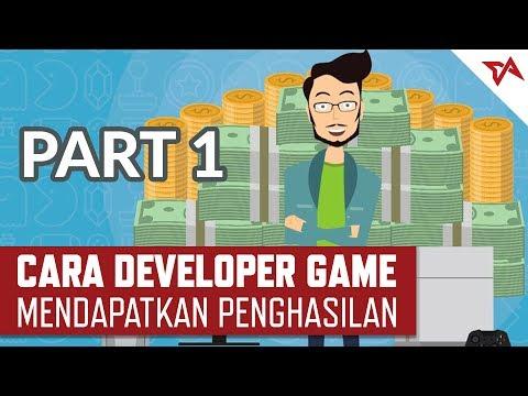 [#1] Bagaimana Cara Developer Game Mendapatkan Penghasilan? | TIAnimate
