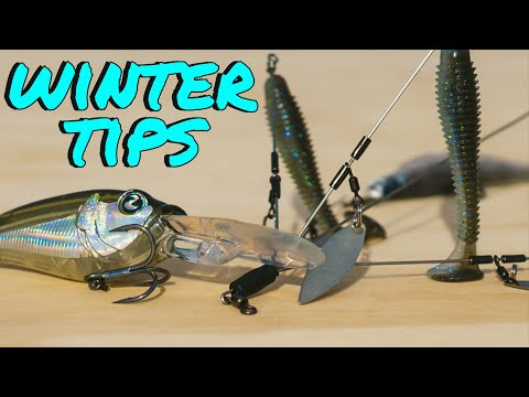 Try This Easy Trick To Trigger Winter Bass! from YouTube · Duration:  23 minutes 25 seconds