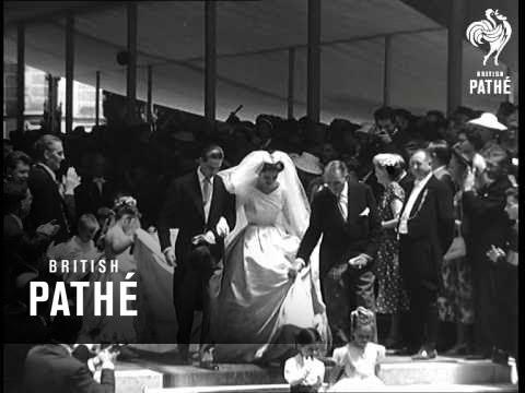 Paris Royal Wedding (1957)