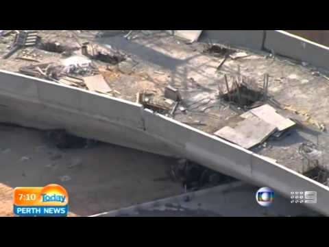 Bridge Collapse | Today Perth News