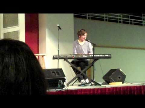 Bo Burnham - Elon University - Words, Words, Words