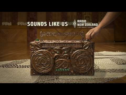 Radio New Zealand 'Sounds Like Us' Maori