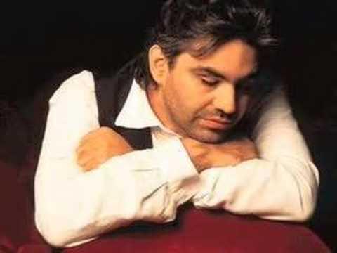 Cuando Me Enamoro-Andrea Bocelli
