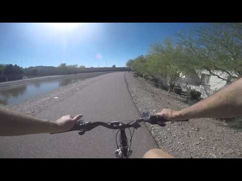 Arizona Canal Glendale to Maryland