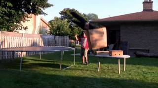Trampoline Death Dive