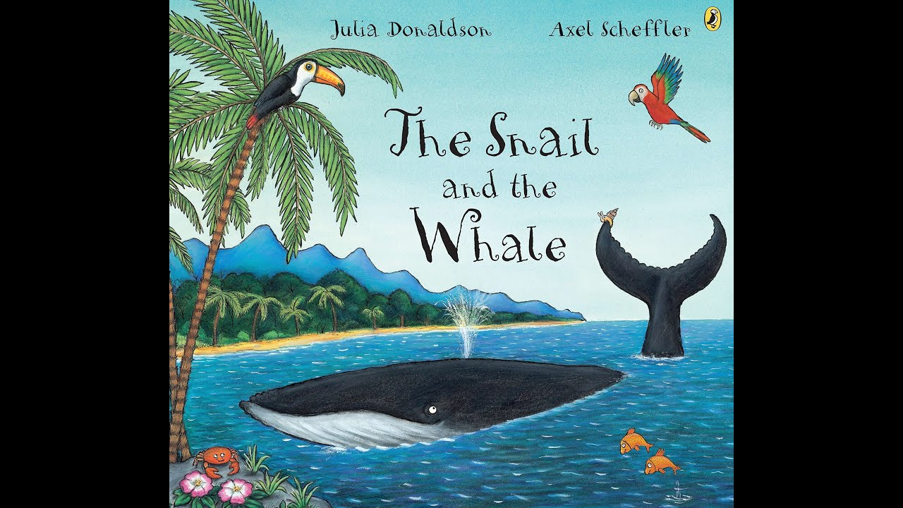 The Snail and the Whale with Makaton - World Book Day 2019