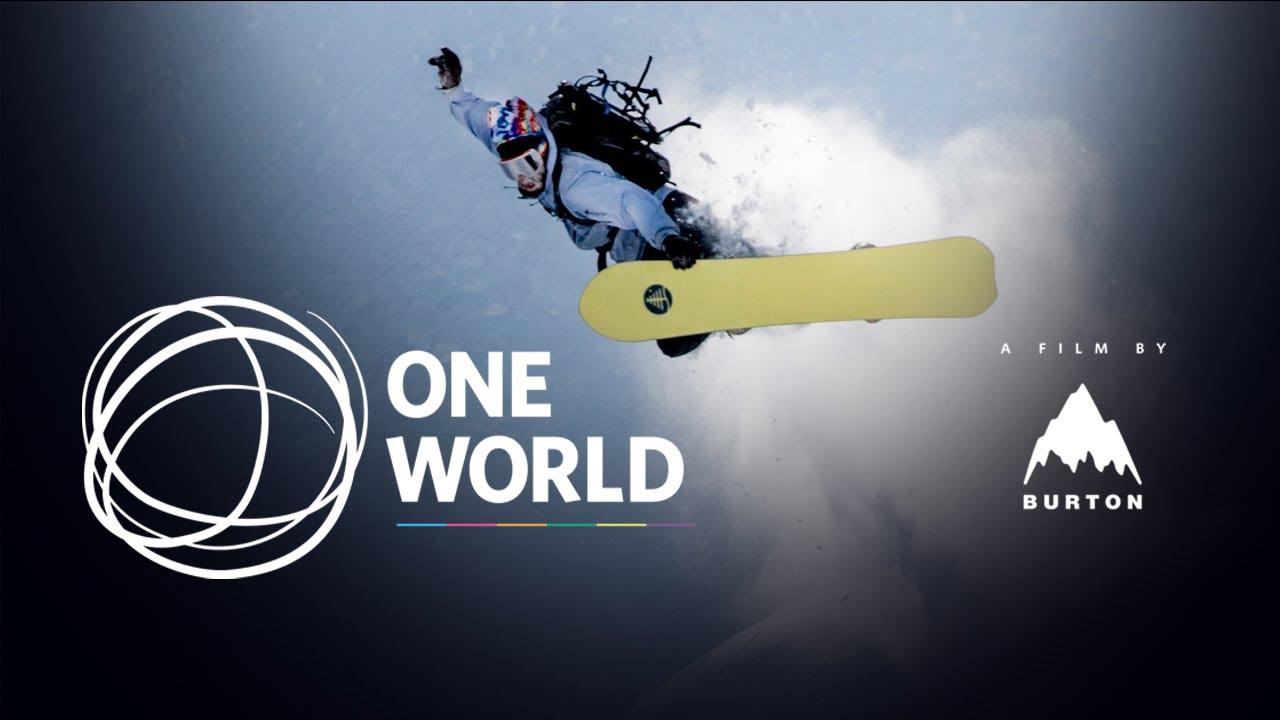 Download Burton One World   Full Film (4K)
