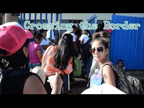 Border crossing: Nicaragua to Costa Rica