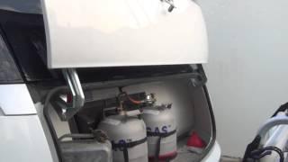 Отопление прицепа-дачи (обучающий ролик)