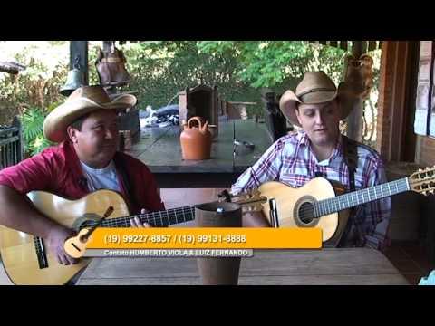 Humberto Viola & Luiz Fernando - Minutos com a Viola (Programa 25)