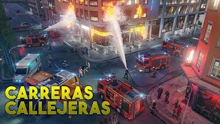 Emergency 20 - Carreras Callejeras - Gameplay Español  [1080p/60fps]
