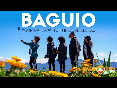 BAGUIO CITY: Your Gateway to the Cordilleras   Travel Video   Baguio City Guide