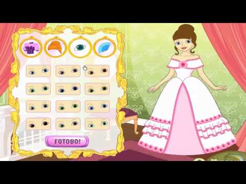 Принцесса София   Игры одевалки для девочек - Princess Sofia   Dress Up Games for Girls