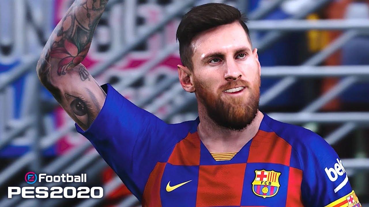 PES 2020 - Goals & Skills Compilation #2 | HD - YouTube