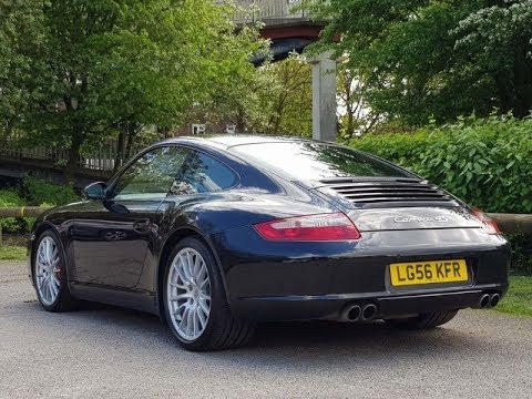 Porsche 911 997 Carrera 4 S C4s Tiptronic Coupe 2006 Uk Youtube