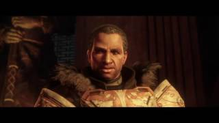 Destiny: rise of iron final cutscene