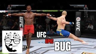 Bros Game Tv- UFC Ps4 Epic Bug!!!