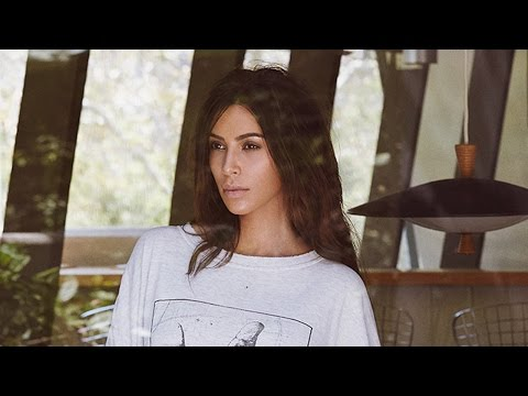 Filtran Video de Kim Kardashian Después del Robo a Punta de Pistola