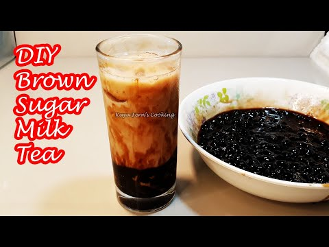 home-made-diy-tiger-sugar-|-brown-sugar-milk-tea-|-better-than-store-bought?!?!