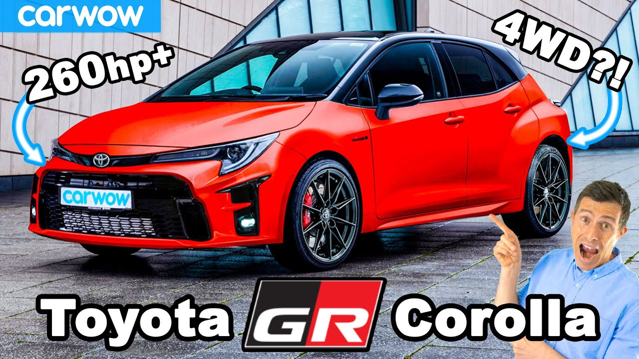 Download New Toyota GR Corolla - is this the new ultimate hot hatch?
