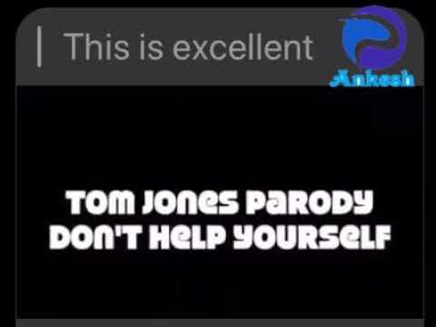 This is excellent , Tom   Jones   Version  Covid 19