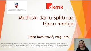 Medijski dan u Splitu: