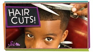 Why Don't Haircuts Hurt?