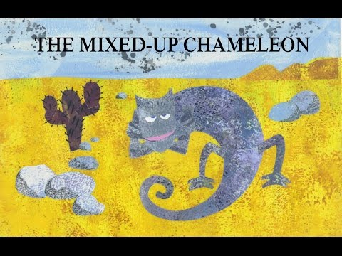 The Mixed-Up Chameleon (The Very Hungry Caterpillar & Other Stories)