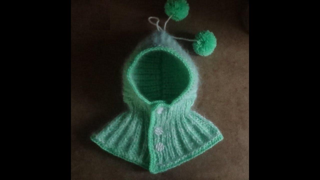 шапка викинга спицами схема