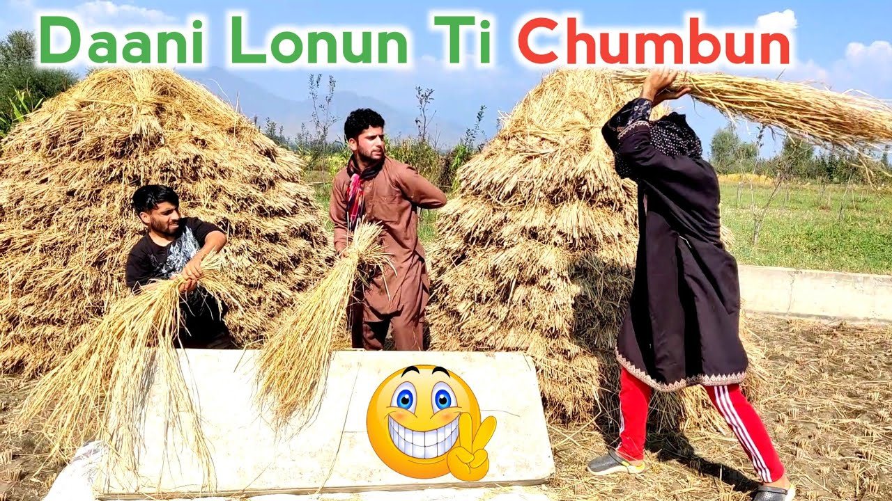 Download Daani Lonun Ti Chumbun   Kashmiri Drama 😃